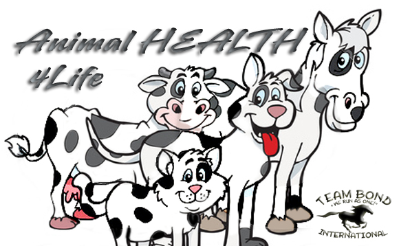 Team Bond Promotes ANIMAL Health with 4LIFE Products