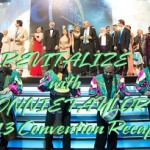 Revitalize #39 with Bonnie Taylor - 2013 Convention RECAP