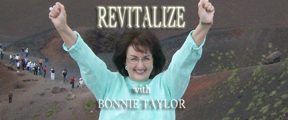 Revitalize #40 with Bonnie Taylor - Featuring GOLD Barbara Wagner!!