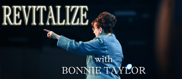 Revitalize #41 with Bonnie Taylor