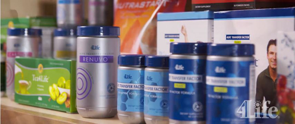Products for Your Life from 4Life®