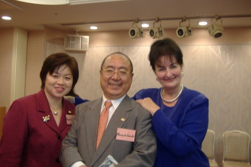 Day 13 Bullet Train and meeting in Tokyo 124