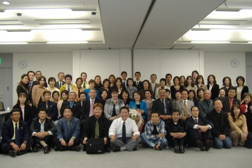 11-7-05 Day 11 Fukuoka General Meeting 053